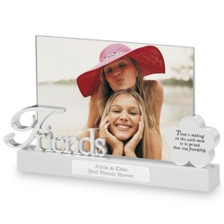 Friends Float Picture Frame