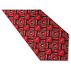 Marine Logo Silk Tie