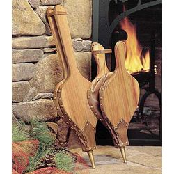 Long Handled Hardwood Bellows