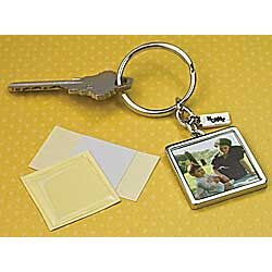 Pride and Joy Photo Key Chain