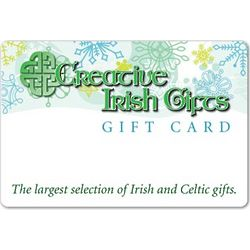 Creative Irish Gifts Gift Card