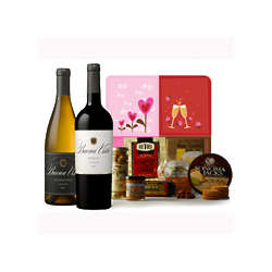 90 Point Rated Perfect Pair Wine Gift Set