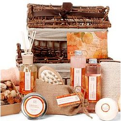 Deluxe California Groves Spa Gift Set
