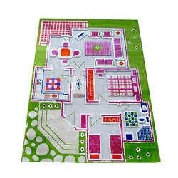 Playhouse 3D Carpet