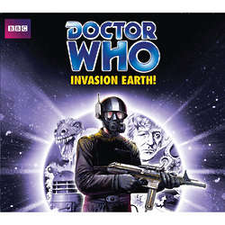 Doctor Who Inavsion Earth! Audiobook