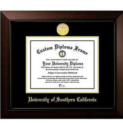 Personalized College Graduation Frame