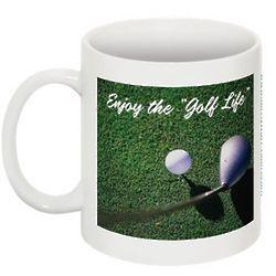 Enjoy the Golf Life Coffee Mug