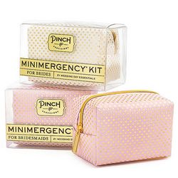 Minimergency Kit for Brides or Bridesmaids