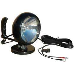 12 Million Candlepower Spotlight with 200lb Grip Magnetic Base