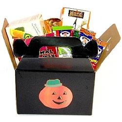 Healthy Halloween Snack Box