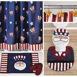 Uncle Sam Bath Set