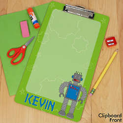 Personalized Robot Clipboard