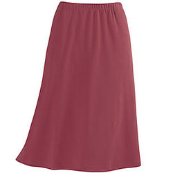 UltraSofts Pull On Knit Skirt