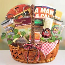 The Master of the Grill Gift Basket