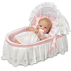 My Bundle of Joy Lifelike Baby Doll
