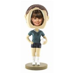 Photo Volleyball Bobblehead