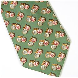 Green Buy and Sell Tie