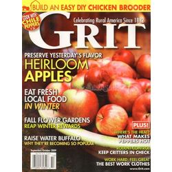 Grit Magazine Subscription