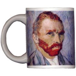 Van Gogh Disappearing Ear Mug