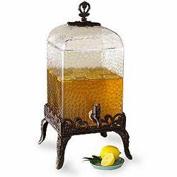 Vintage-Style Beverage Dispenser