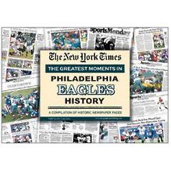 Philadelphia Eagles History Newspaper