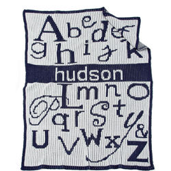 Personalized Baby Stroller Blanket