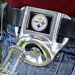 NFL Hip Grip Bottle Opener