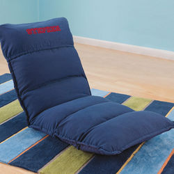 Personalized Denim Adjustable Lounger