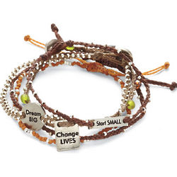 Dream Big Bracelets