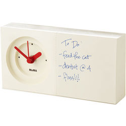 Notepad Clock
