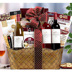 Maddalena Vineyards Trio Gift Basket