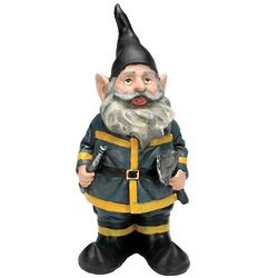 Firefighter Gnome