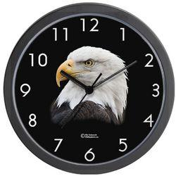 Eagle Bust Wall Clock