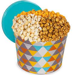 People's Choice Mix 2 Gallon Artisan Popcorn Gift Tin