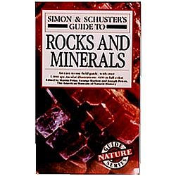 Guide To Rocks and Minerals Book