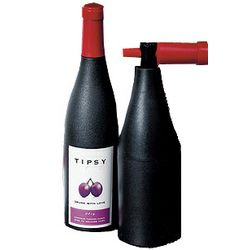Personalized Wine Bottle Corkscrew Favor