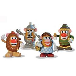 Mr. Potato Head Wizard of Oz Set