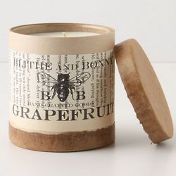 Eco-Friendly Scented Candle