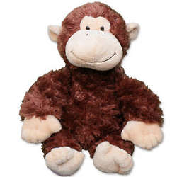 Tubbie Wubbie Chimp Stuffed Animal
