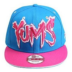 Yums Creepy Logo Hat