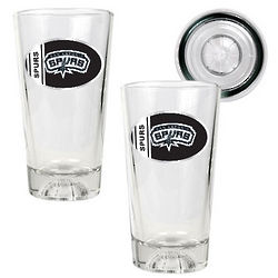 San Antonio Spurs Pint Glasses