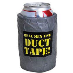 Duct Tape Koozie