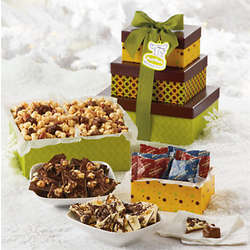 Moose Munch Popcorn Gift Tower