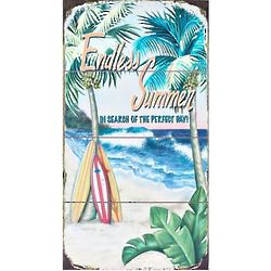Endless Summer Plaque