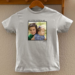 Picture Perfect Personalized Youth T-Shirt