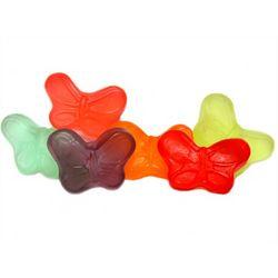 Assorted Mini Gummi Butterflies