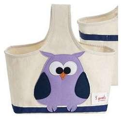 Owl Storage Caddy