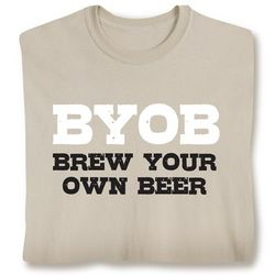 Brew Your Own Beer Shirt