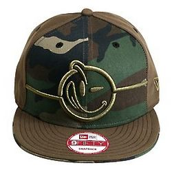 Lazer Face Camo Hat