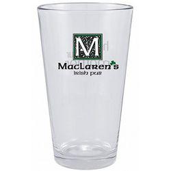 MacLaren's Irish Pub Pint Glass